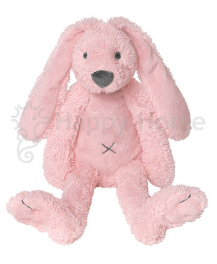 Happy horse   rabbit richie  knuffel    pink