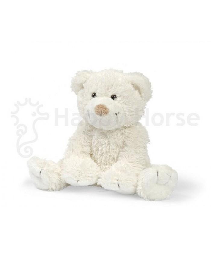 Happy Horse Ivory Bear Boogy Musical white