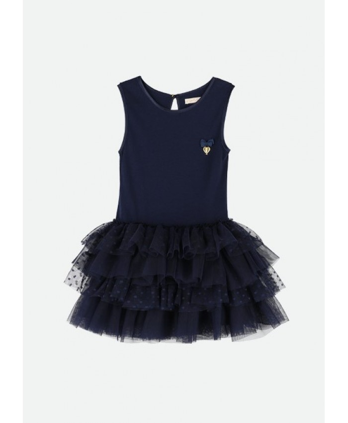 Angels Dress Dani Navy