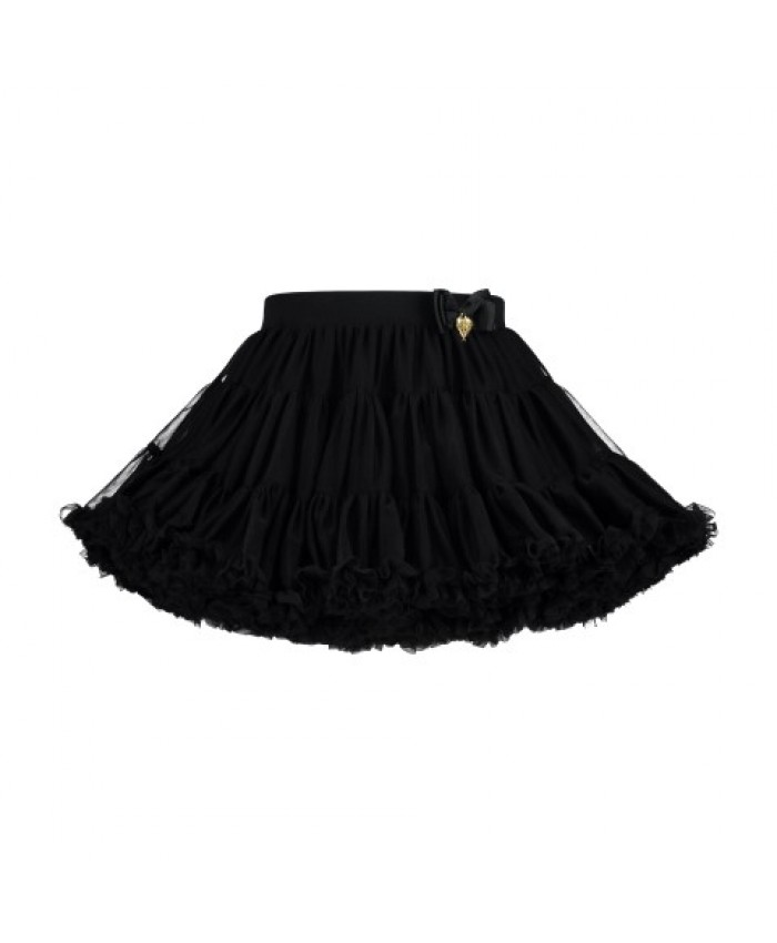"Angel""s Face Skirt Pixe Tutu Black"