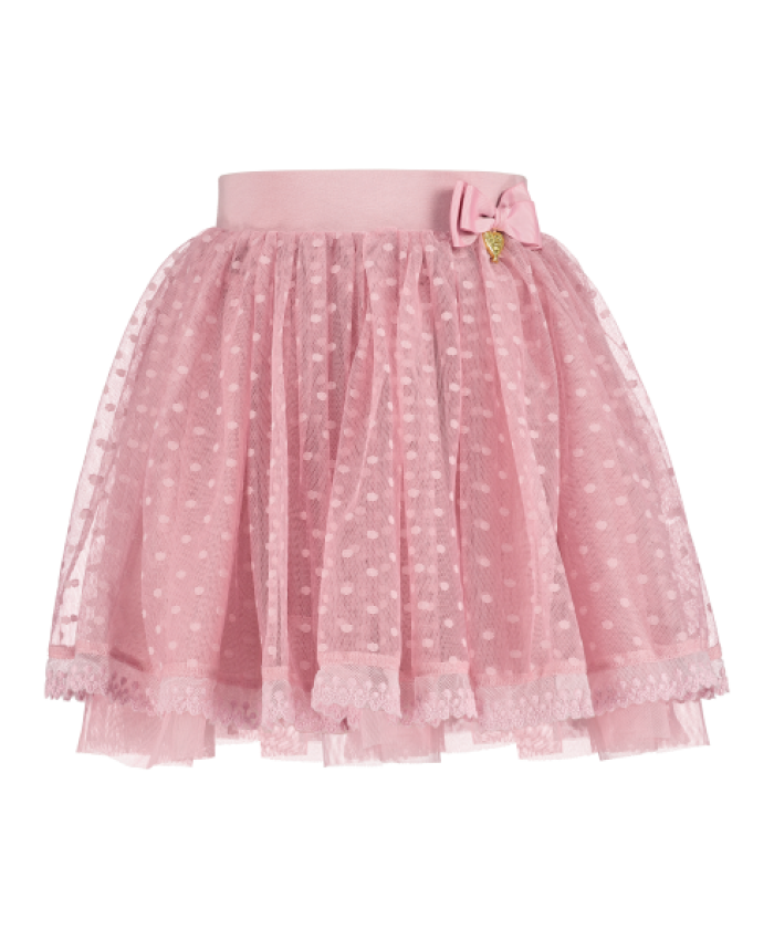 "Angel""s Face Skirt  Tamra /Tea  Rose"