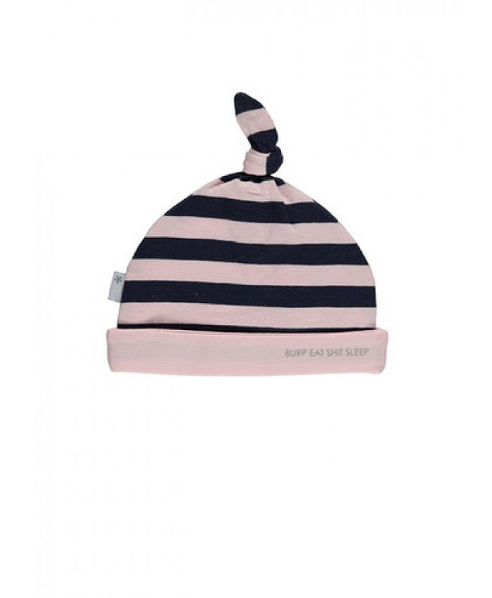 b*e*s*s newborn  hatter baby girl pink navy striped