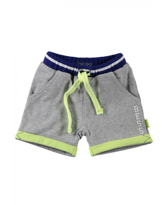 B.E.S.S   Short jongens Grey