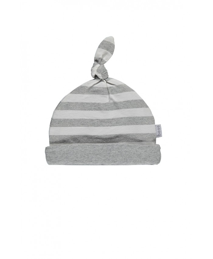 b*e*s*s hatter Grey Striped