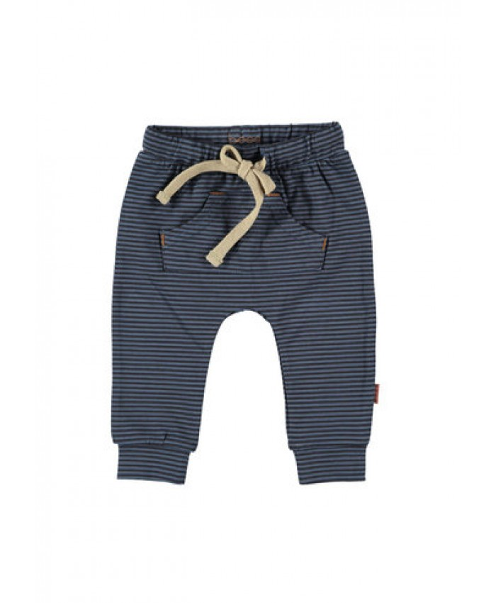 B*e*s*s Neborn Baby Boy  Pants Blue Striped