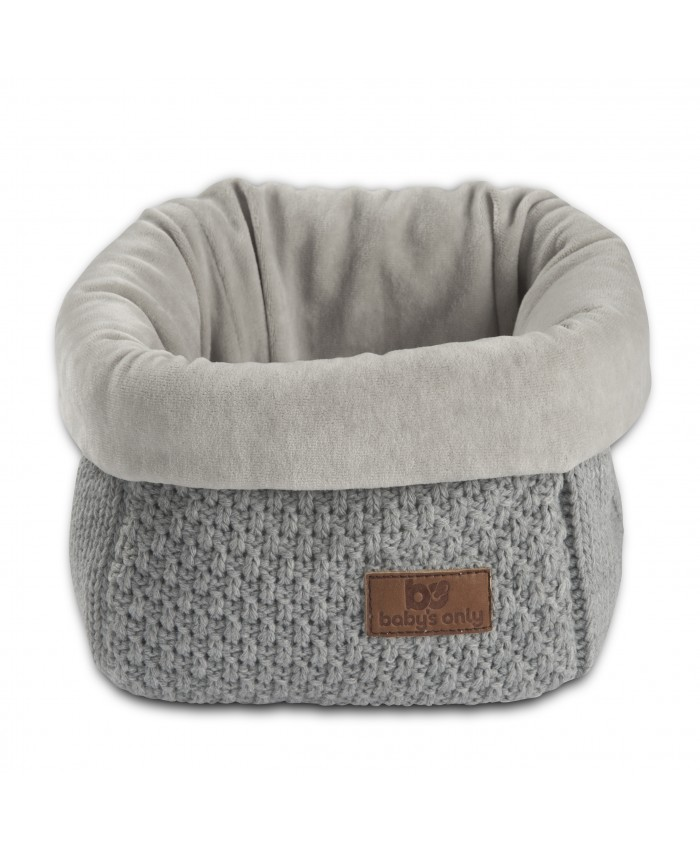 Baby's only commode mandje grey