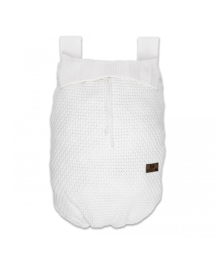 Baby's only bag voor aan de box  white