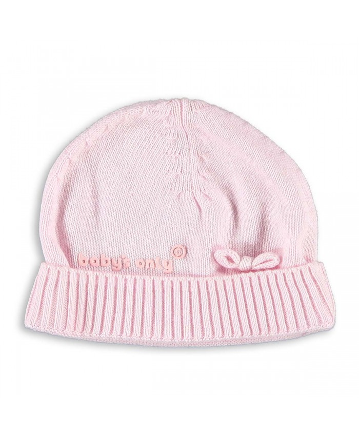 Baby's only new born mutsje baby pink