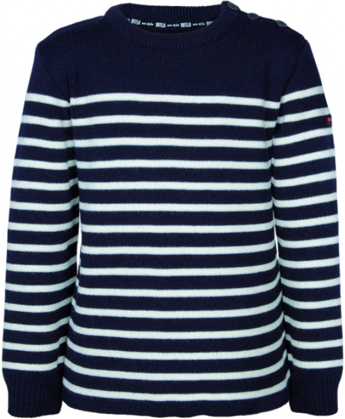 Batela pullover picasso navy stripe