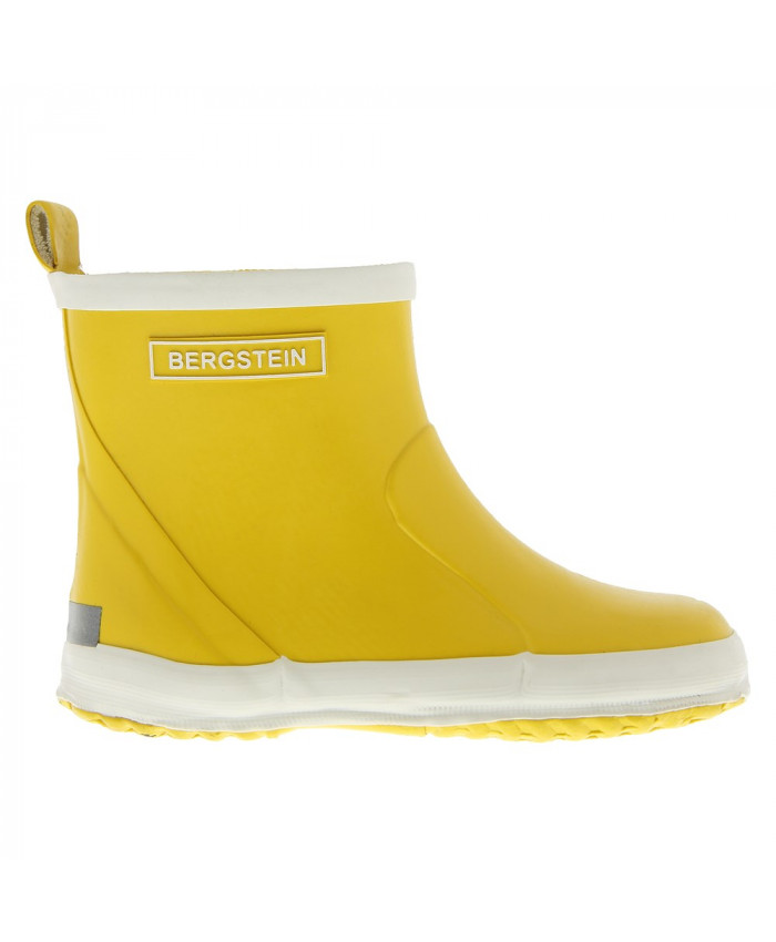 Bergstein Chelsea Boot  Yellow