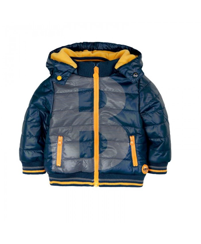 Boboli Techincal  Fabric  Jacket For Baby Boy