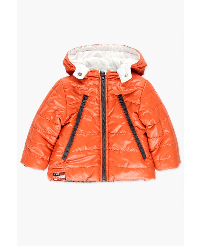 Boboli Jongens Jacket Riverseble Roest