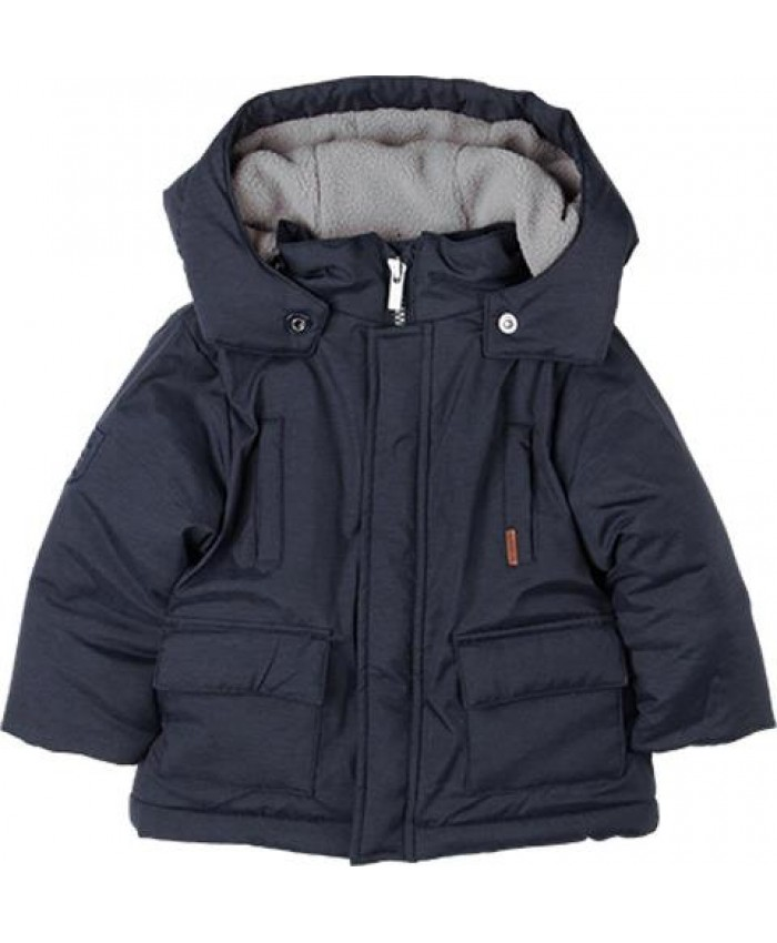 Boboli unisex Winter jacket navy