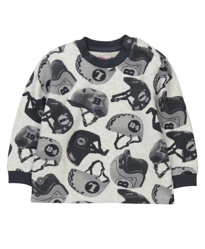 Boboli fleece sweatshirt for baby boy