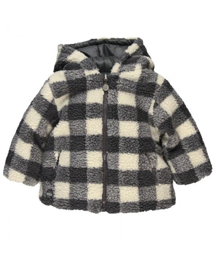 Boboli reversible techincal winter coat baby boy