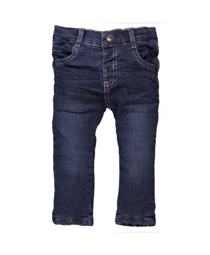 Boboli denim stretch broek  baby boy