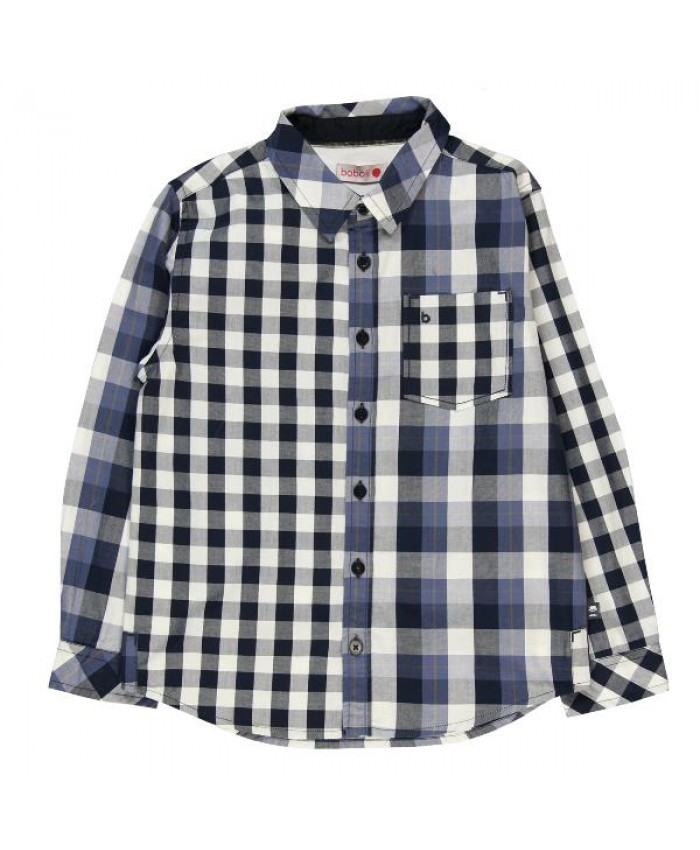 Boboli poplin shirt for boy's
