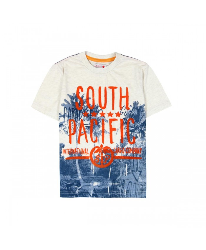 Boboli jongens T shirt SOUTH PACIC