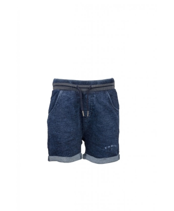 Born To Be Famous Jongens Bermuda Indigo navy