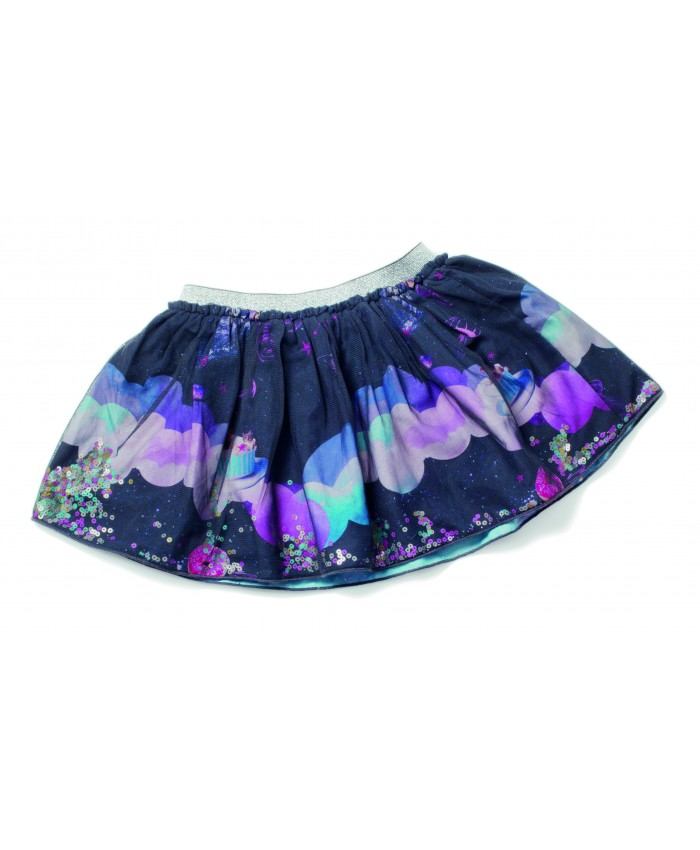 Cakewalk short skirt Tulin