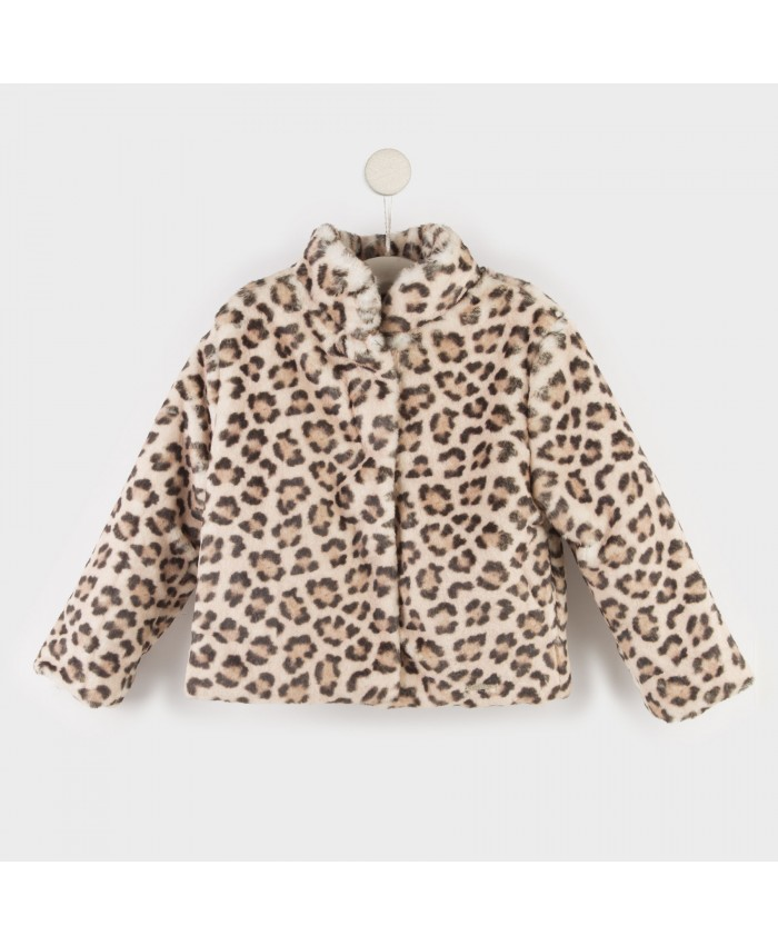 Conquito's panther jacket Camel