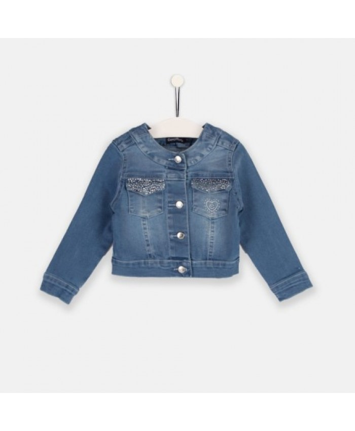 Conquitos Denim jacket Denim claro