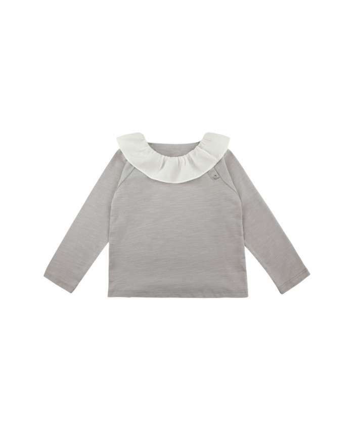 Donsje Shirt Augusta Grey Stone  Cotton