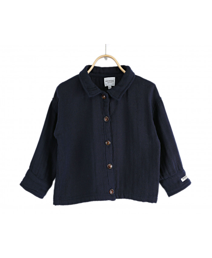Donsje Blouse Moonit Blue