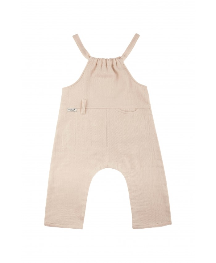 Donsje Scoot Overall Powder Cotton