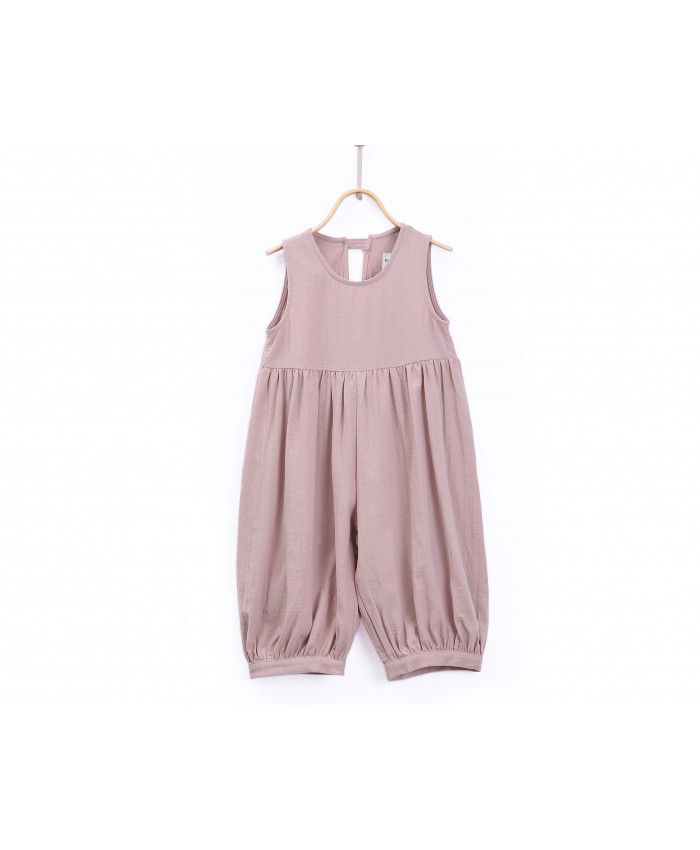 Donsje Jola Overall Old Rose