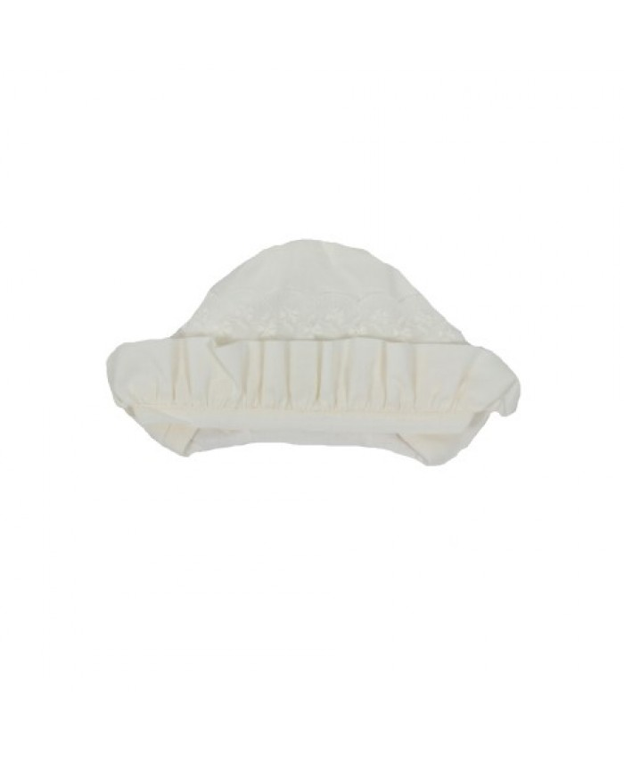 Dr.Kid Bonnet (hoedje) Off White