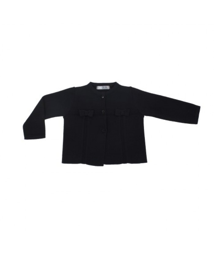 Dr.Kid Baby Girl Cardigan Navy