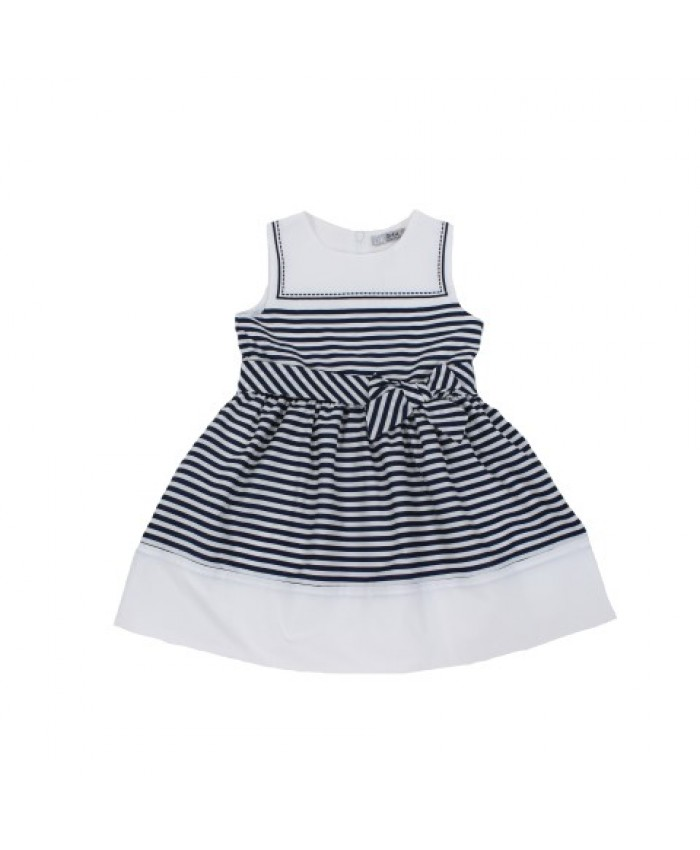 Dr.Kid Girls Dress Navy