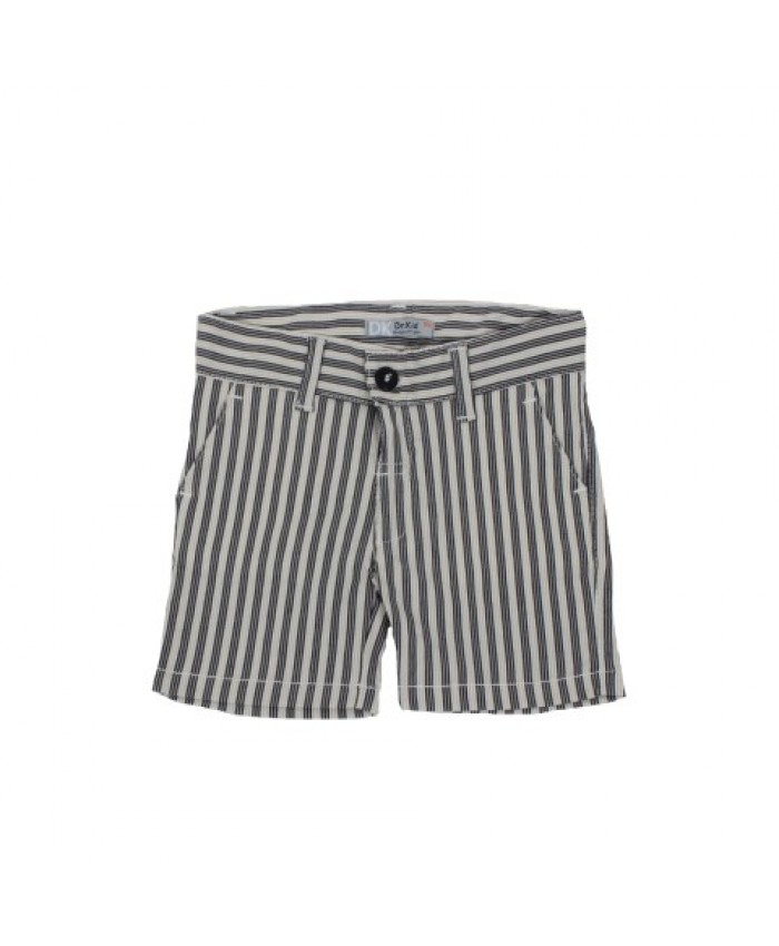 Dr.Kid Baby Boy's Bermuda Navy Striped