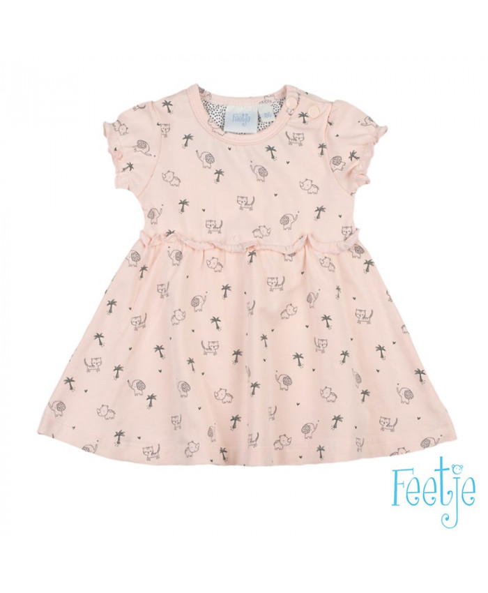 Feetje baby Dress  Pink
