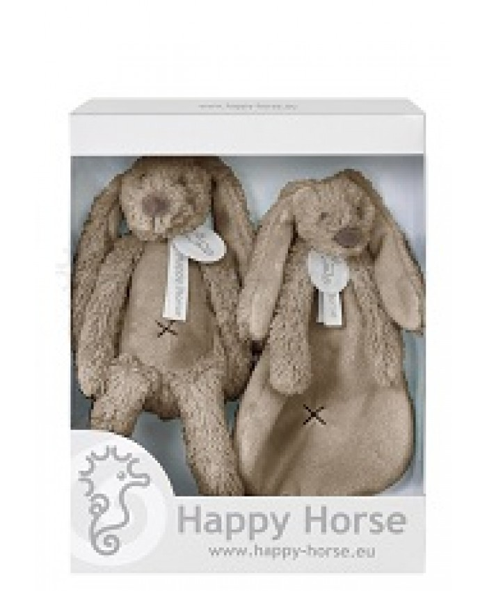 Happy Horse clay rabbit richie gift box