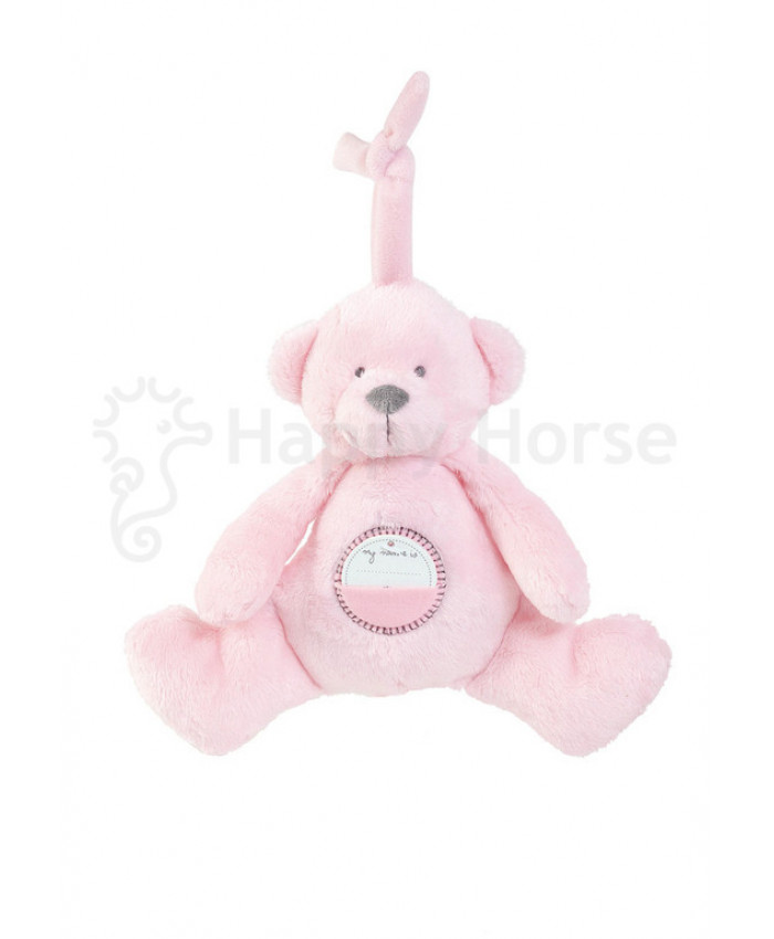 Happy horse  bear  bibi musical pink