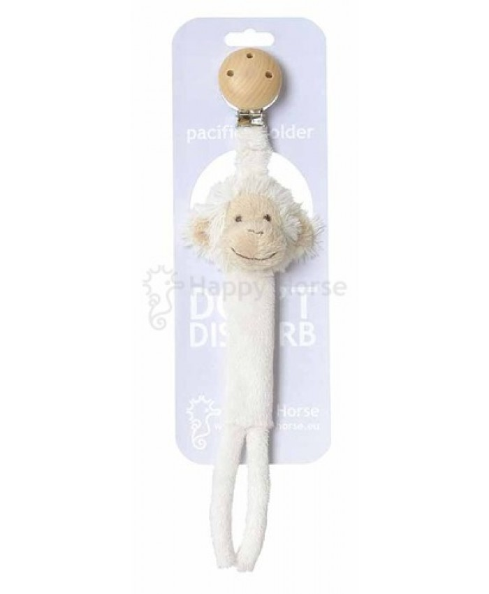 Happy horse ivory rabbit richie pacifer speen clip