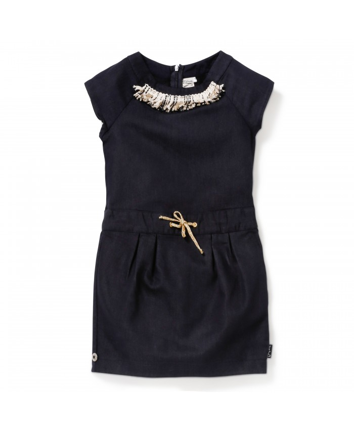 Jottum dress Sabrina navy