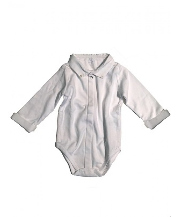 Laranjinha baby boy CGola Abrir white NEW COLLECTION