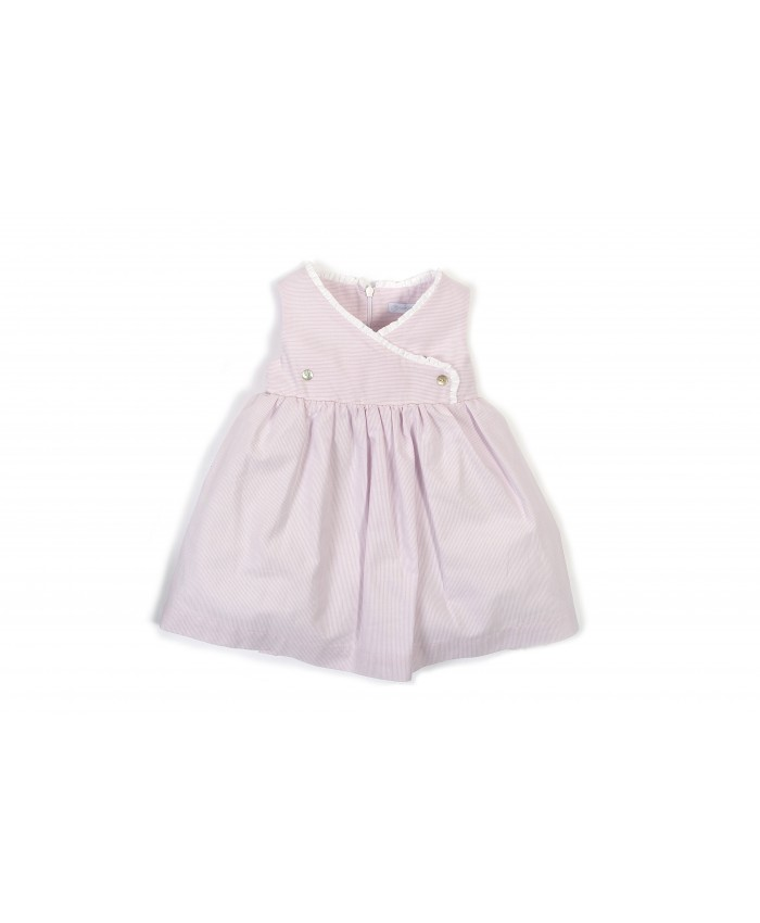 Laranjinha dress vestido class.pink