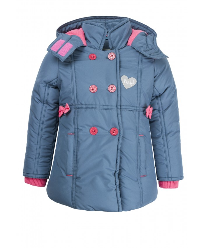 Lief meisjes winter coat long model