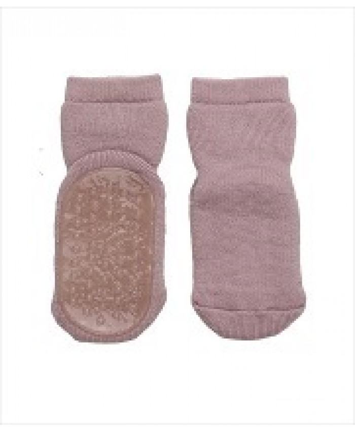 Mp. Denmark Anti Slip Socks Oud Roze
