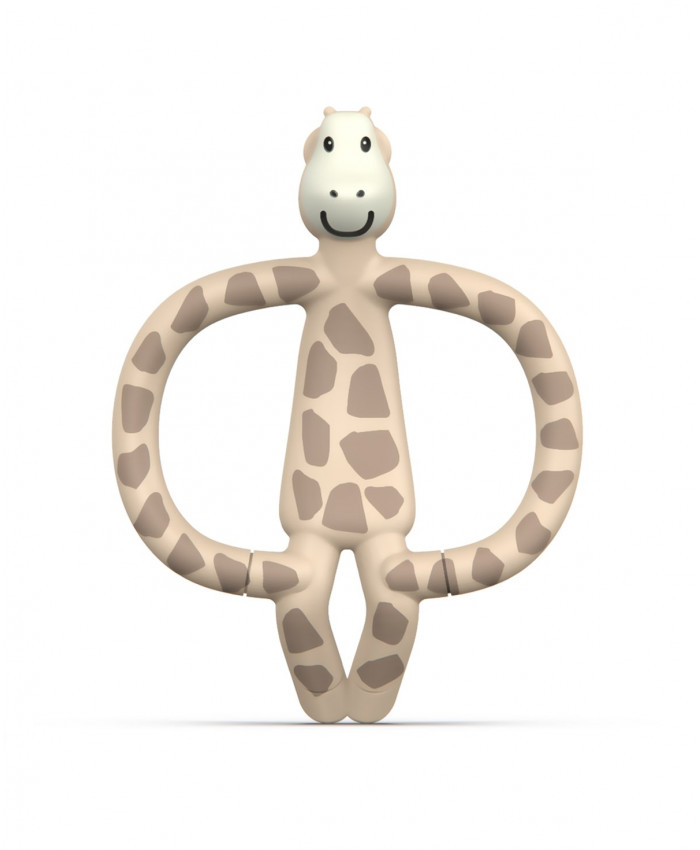 Matchstick Monkey Giraffe Teether (bijtring)