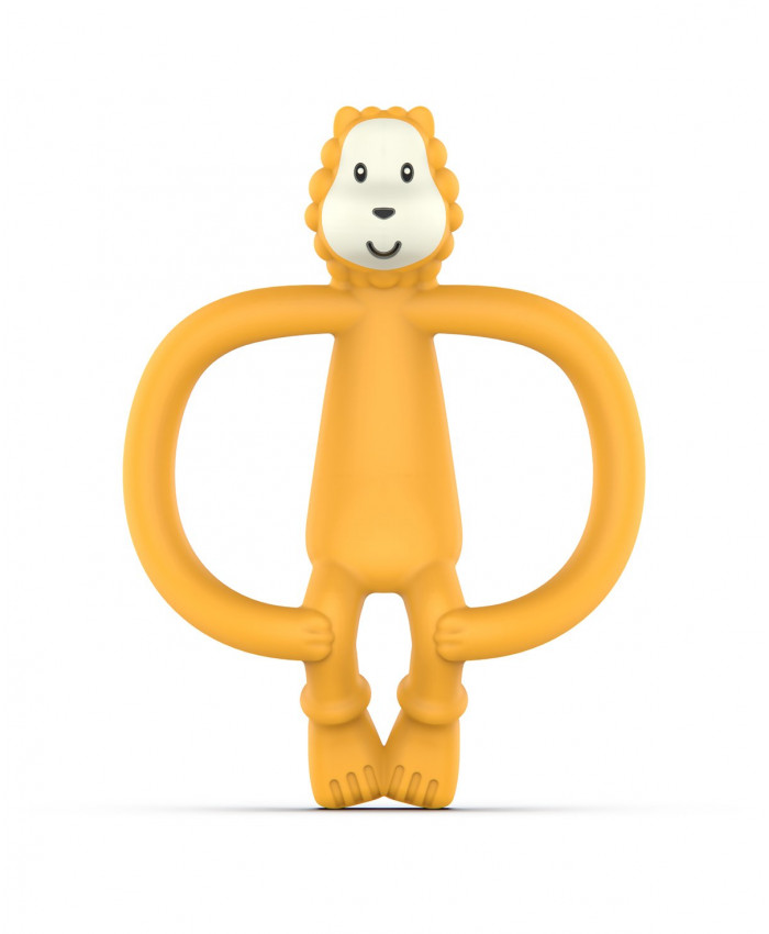 Matchstick Monkey Lion  Teether (Bijtring)