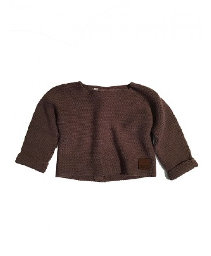 Message in the bottle baby unisex baby truitje choc.