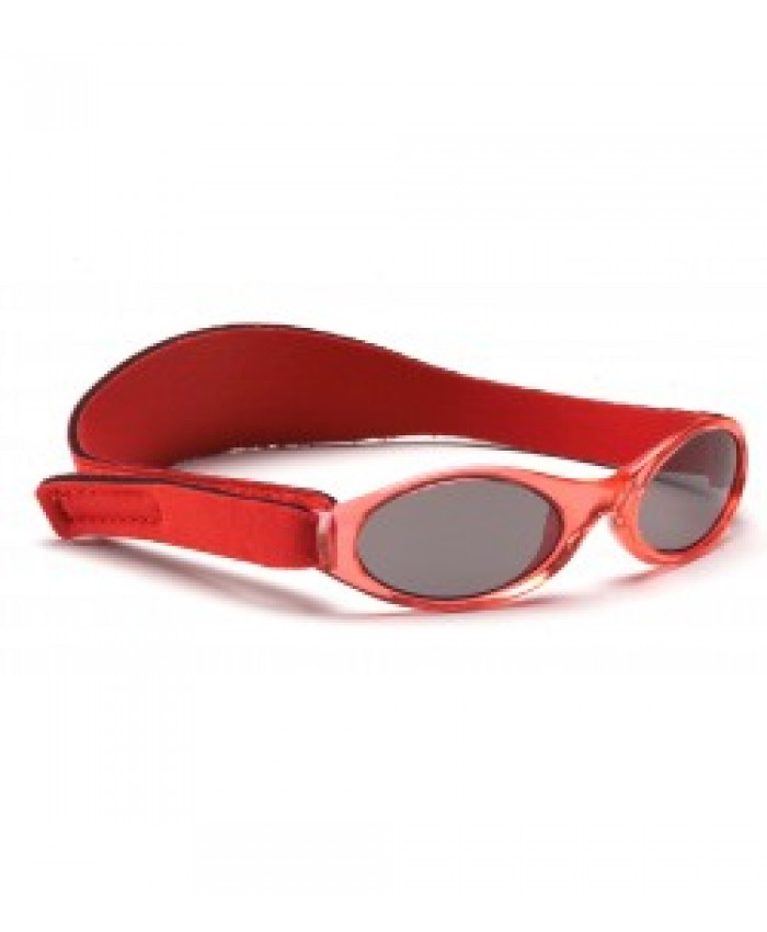 Real Shades Kids zonnebril red