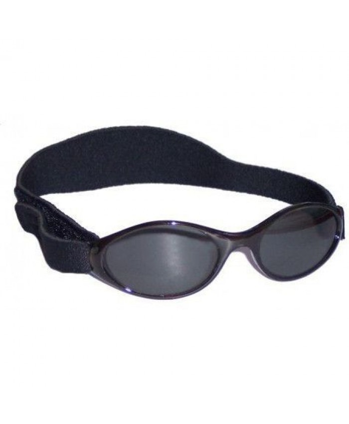 24037590719925 Baby Banz UV zonnebril black