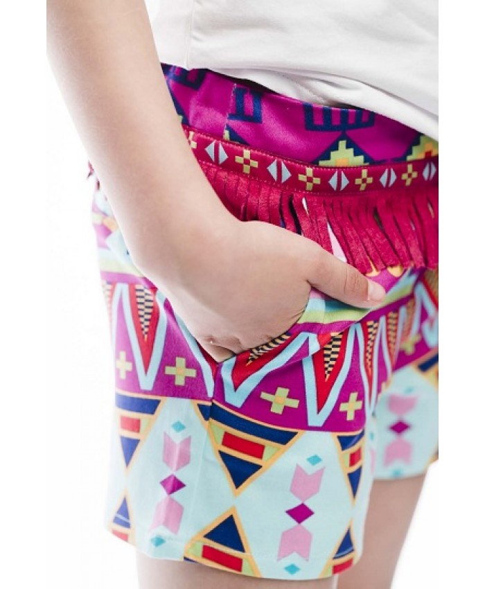 Rosalita Senoritas billings  shorts unico multicolor