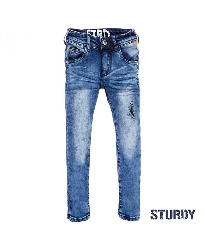 Sturdy  Blue Jeans